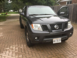 2011 Nissan Frontier Pro4X King Cab 8500 OBO