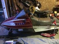 Cheap sled want gone!!!