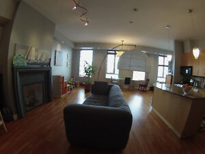 Gorgeous furnished 2 Bedroom Loft in the junction