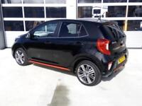 2017 Kia Picanto 1.0 MPi GT-LINE Manual Hatchback