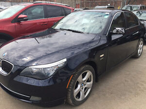 2008 BMW 528xi Sedan just arrived for sale at Pic N Save!