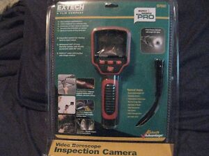 EXTECH BR80 VIDEO BORESCOPE INSPECTION CAMERA Windsor Region Ontario image 1