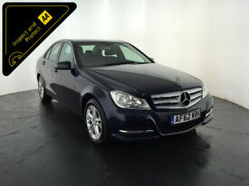 2012 62 MERCEDES-BENZ C220 EXECUTIVE SE CDI 1 OWNER SERVICE HISTORY FINANCE PX