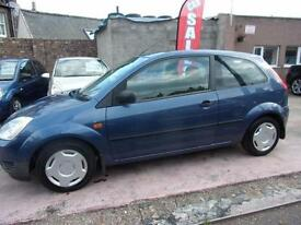 FORD FIESTA 1.2 studio 2005 Petrol Manual in Blue