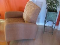 fauteuil d'appoint et repose pied assortis Longueuil / South Shore Greater Montréal Preview
