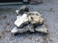 River Rocks for Rockery, Garden or Pond Landscaping