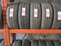 GOOD USED TRUCK CAR TIRES