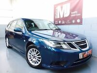2009 SAAB 93 TiD 150 LINER SE ESTATE