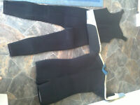 Oceanic two pieces Women Wetsuit 5/7mm M size