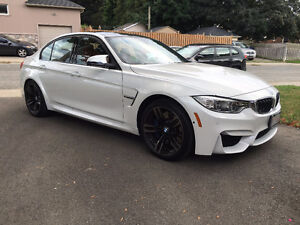 2016 BMW M3 Sedan - Lease Takeover