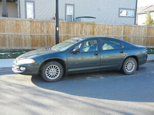 2000 Chrysler Intrepid ES Sedan
