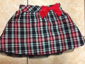 3T OshKosh Christmas Skirt
