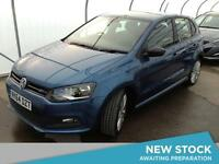 2014 VOLKSWAGEN POLO 1.4 TSI ACT BlueGT Bluetooth GBP20 Tax Cruise