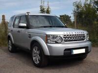 2011 LAND ROVER DISCOVERY 3.0 TDV6 GS Auto