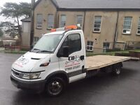 CB Car Collection (Based In South Wales) Transport Service. Recovery Truck