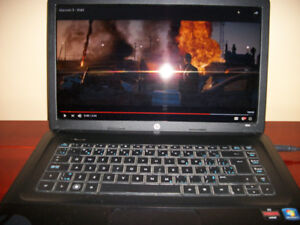 """HP Dual Core 15.6"""" Laptop with Windows 10 and 500 gig Hard Drive"""