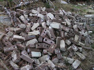 NEW PRICE!!  USED BRICKS