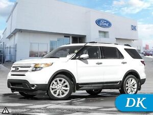 2014 Ford Explorer Limited AWD Fully Loaded 302A Pkg.
