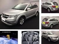 2010 Dodge Journey 2.0 CRD SXT 5dr