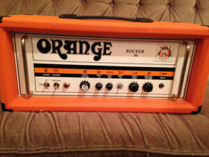 Orange Rocker 30 - Guitar Amp