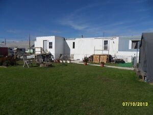mobile home on own dobble lot