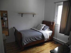 Chambre à louer/Pour femme/Quartier Sud-Ouest/Métro Jolicoeur