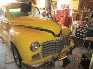 1947 Dodge Coupe, almost finished restoration