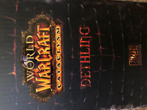 Brand New Blizzcon 2010 World of Warcraft Dethling Statue