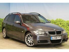 2008 BMW 3 SERIES 320I EDITION M SPORT TOURING ESTATE PETROL