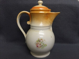 Collectible Antique Tall Lidded Tea Pot Made in Germany London Ontario image 3