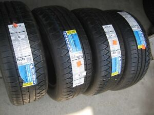NEW set of 4 Michelin Pilot Alpin PA3 tires 225/60R16