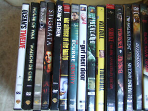 DVDs - only $1 each
