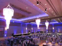 Wedding Disk Jockey DJ Lighting Services Caesars Augustus