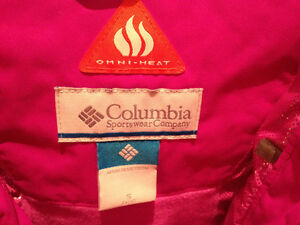 Columbia Girls Winter Coat - Omni-Heat Size 7-8 New with Tags Stratford Kitchener Area image 5