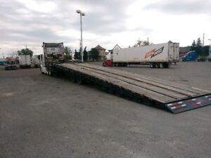 """Hauling - 53""""  Trailer w/ 44"""" Tilt Deck and Wench for Hire"""