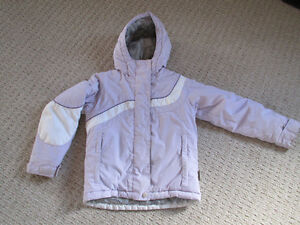 Columbia Girls winter coat - size 7/8