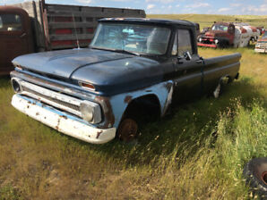 1966 Chevy c10 old California truck