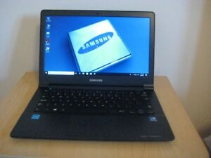 Samsung series 9 ultrabook, Quad Core CPU, 4GB RAM, 128GB SSD