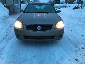 2005 Nissan Altima Berline MINT CONDITION !!!
