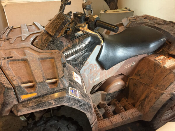 Used 2006 Polaris Hawkeye