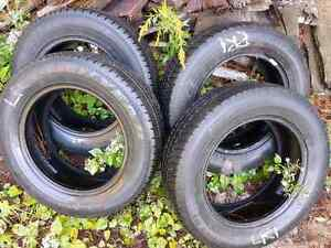 4 tires for sale  195/65/R15