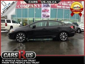 2013 Honda Civic Si w/Navi Sunroof Alloys