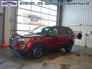 2017 Ford Explorer XLT   - Low Mileage