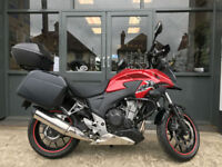 Honda CB500X-AD ABS Full Luggage / Nationwide Delivery / Finance / A2 Ready!