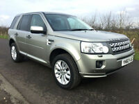 LAND ROVER FREELANDER 2 SD4 HSE 2.2 4X4 AUTOMATIC DIESEL TOP SPEC