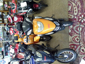 Many ebikes , new and used