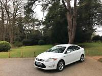 2012Ford Mondeo 2.0TDCi 140 Titanium 5 Door Hatchback White