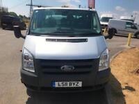 Ford Transit DOUBLE CAB DROP SIDE VAN 2.4TDCI 115PS LONG WHEEL BASE RWD