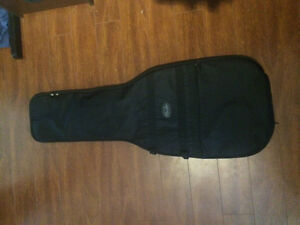 Soft shell electric guitar case