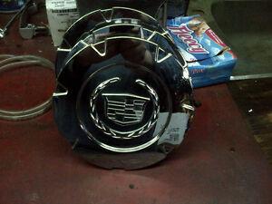 18 inch Escalade Hub Caps (3 of)